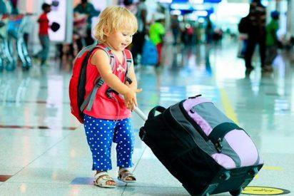 ¿Sabes cuáles son las cosas que no puedes llevar en el equipaje de mano y las que sí?