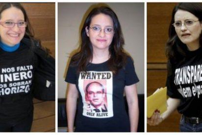 Oltra, ¿para cuándo el show de la cabra y la camiseta hablando de la corrupción del PSOE y tu partido?