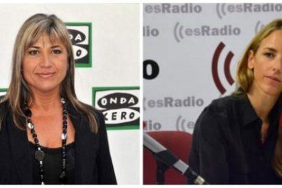 El rabioso ataque tuitero de Julia Otero contra Cayetana Álvarez de Toledo por no secundar el paro feminazi