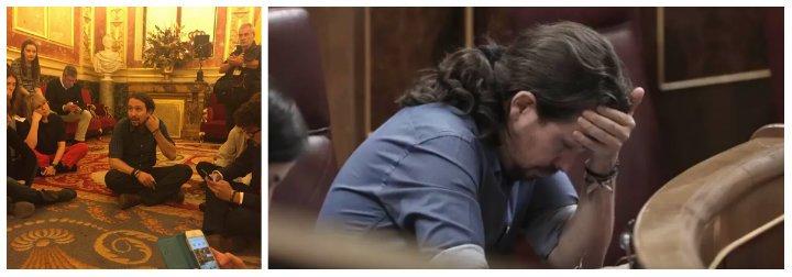 Un envenenado Pablo Iglesias traga quina ante el desprecio más inesperado para su ego