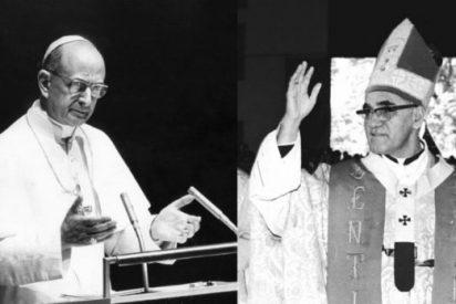 Pablo VI y monseñor Romero, por la persona humana