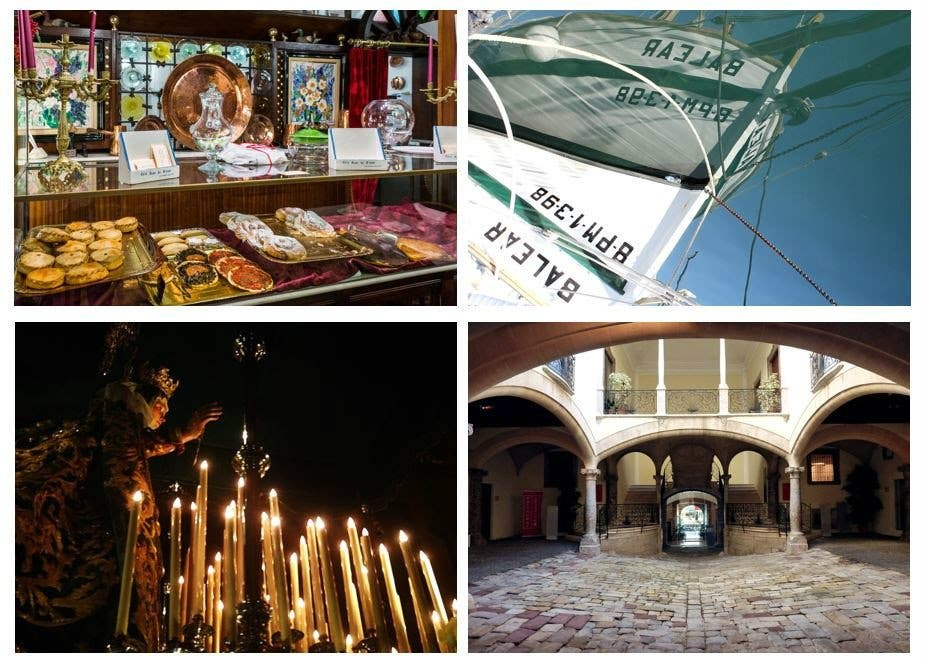Cinco planes para disfrutar Palma en Semana Santa