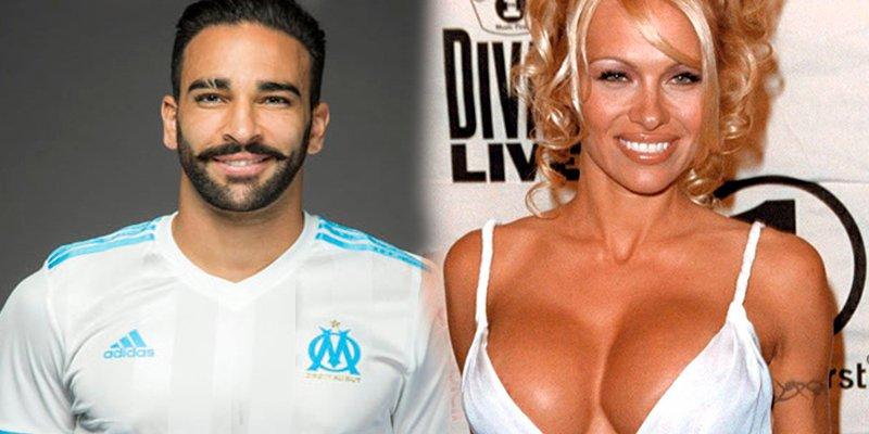 Pamela Anderson cuenta qué fantasía sexual le pidió cumplir Adil Rami
