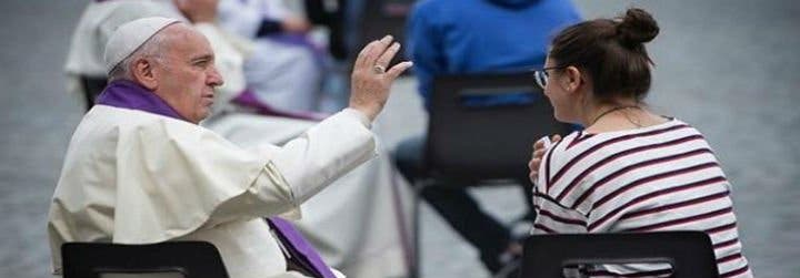 """El Papa pide a los confesores que sean """"testigos de misericordia"""""""