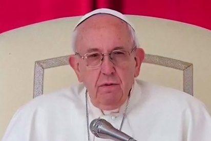 """El Papa Francisco 'amenaza' a los 'mafiosos' y 'falsos cristianos': """"Tendrán un mal final"""""""