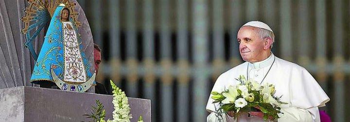 """Francisco incluye la fiesta de la """"Bienaventurada Virgen María Madre de la Iglesia"""", en el Calendario Romano"""