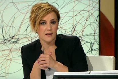 El duro castigo de Cristina Pardo a Cristina Cifuentes por haberse portado mal en clase