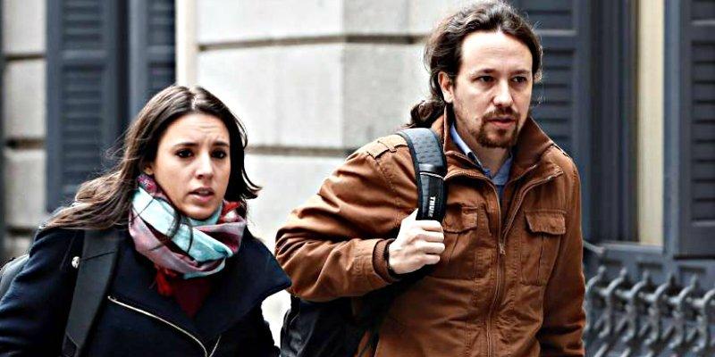 Pablo Iglesias e Irene Montero 'pueden' y serán padres de mellizos