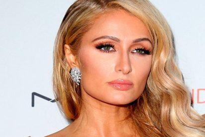 Paris Hilton pierde su anillo de compromiso de 2 millones de dólares estando de fiesta en un club de Miami