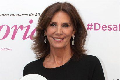 """Pastora Vega: """"A partir de los 35 años ya no hay papeles protagonistas para la mujer"""""""