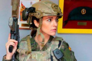 Paula Echevarría se alista en 'Los Nuestros'