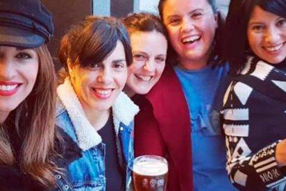 Las coleguitas asturianas de Paula Echevarría ya tienen todos los detalles de cómo es Miguel Torres
