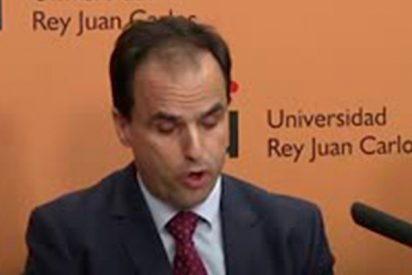 """El rector de la Universidad Rey Juan Carlos: """"No hay irregularidad alguna en el título de máster de doña Cristina Cifuentes"""""""