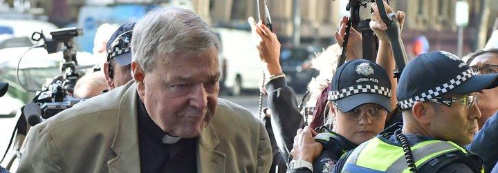 Los abogados de Pell pasan al ataque y acusan a la policía de no respetar la presunción de inocencia