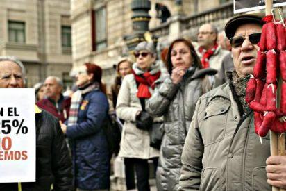 Un tercio de los pensionistas españoles cobra por debajo del umbral de la pobreza