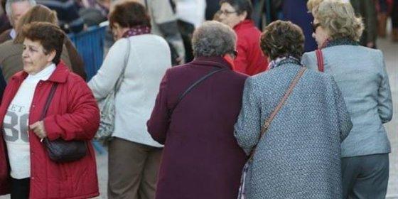 Los ancianos molestan a la Sra. Lagarde (y al Sr. Rajoy)