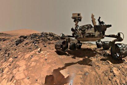 La NASA descubren moléculas 'con vida pasada' en Marte