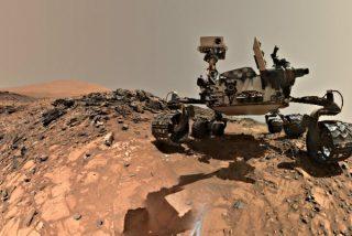 El rover Curiosity vuelve a taladrar en Marte por el ingenio del JPL