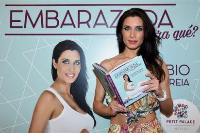 Pilar Rubio se despide de 'El Hormiguero' en la recta final de su embarazo