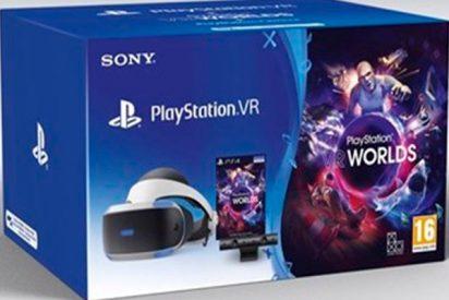Sony rebaja el precio de la PlayStation VR