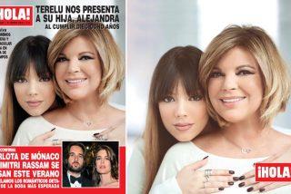 Terelu Campos presenta a su hija Alejandra