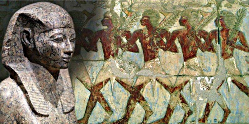 Inglaterra: Descubierta una cabeza de Hatshepsut, la faraona, durante una práctica estudiantil