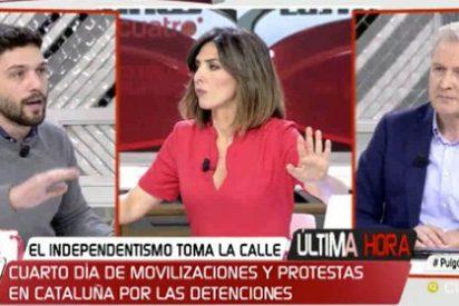 PP y Ciudadanos le meten un rapapolvo impresionante al separatista del PDeCAT en Cuatro