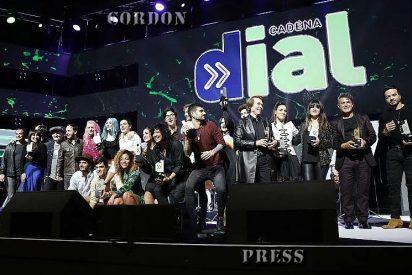 Malú, Pablo López, Amaia, Alfred y más vibrarán en los Premios Cadena Dial