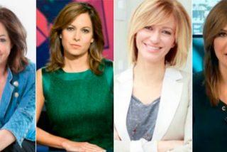 ¿Sabes qué harán durante la huelga las presentadoras más conocidas de la tele?