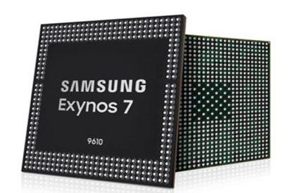 Así es el nuevo procesador móvil Exynos 9610, con 'deep learning' para el procesamiento de imágenes