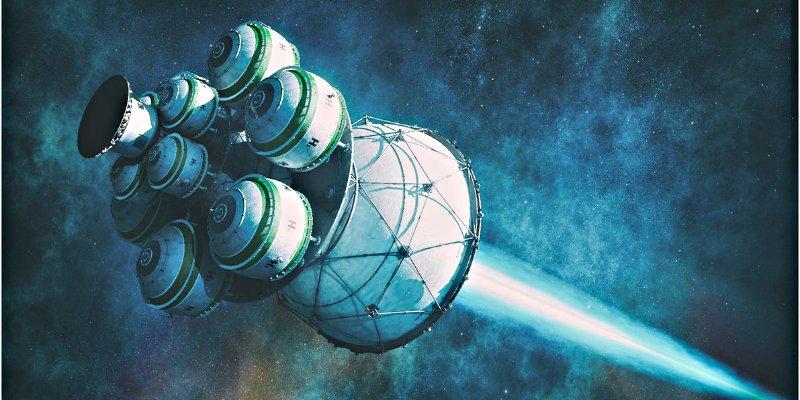 Sensores para ciencia meteorológica lanzados desde cohetes como si fueran 'semillas'