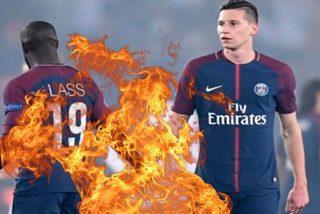Incendio en el PSG tras la bochornosa caída ante el Real Madrid
