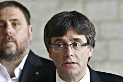 Cataluña: La Guardia Civil caza 'in fraganti' en Internet a los golpistas Puigdemont y Junqueras
