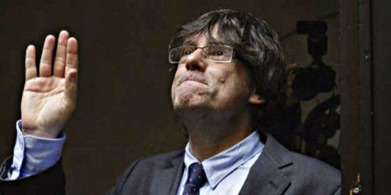 Adios, au revoir, good bye, auf wiedersehen, ciao... monsieur Puigdemont