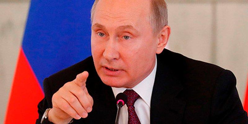 """Web para escolares británica pregunta si """"Putin es el líder más peligroso desde Hitler"""""""