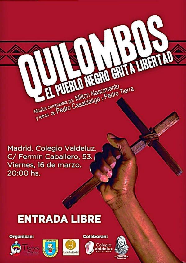 'Quilombos: el pueblo negro grita libertad'