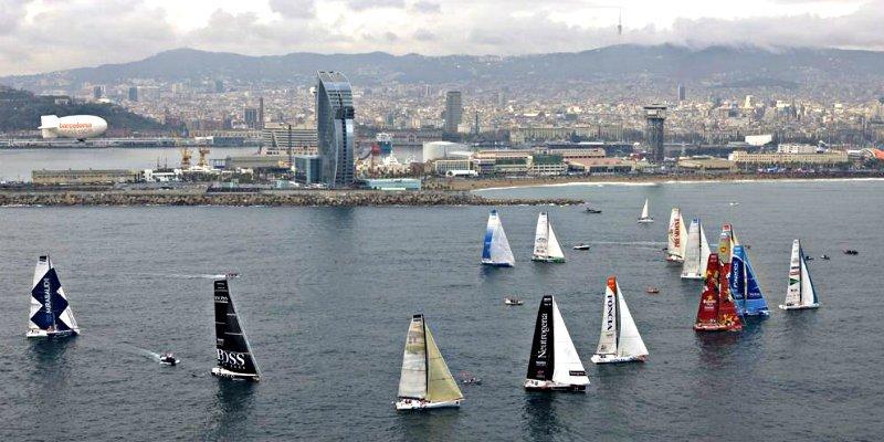 Cataluña: la estulticia independentista y el sectarismo de Colau hacen naufragar la Barcelona World Race