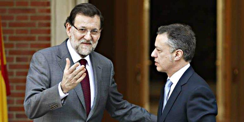 Mariano Rajoy subirá pensiones y salarios públicos por decreto si el PNV le hace la 'pirula'