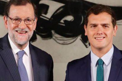Rajoy y Rivera pactan una subida del 2% de las pensiones mínimas y de viudedad