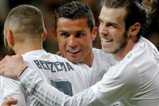 Un buen y luchador Real Madrid gana en Eibar con dos golazos de Cristiano Ronaldo