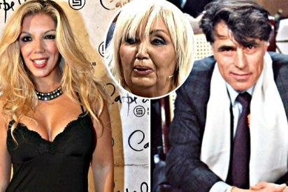 "La madre de la cantante Rebeca: ""Jesús Hermida era el padre de mi hija"""