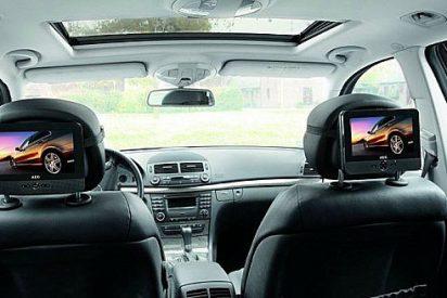 Reproductores de DVD para coche más vendidos en Amazon