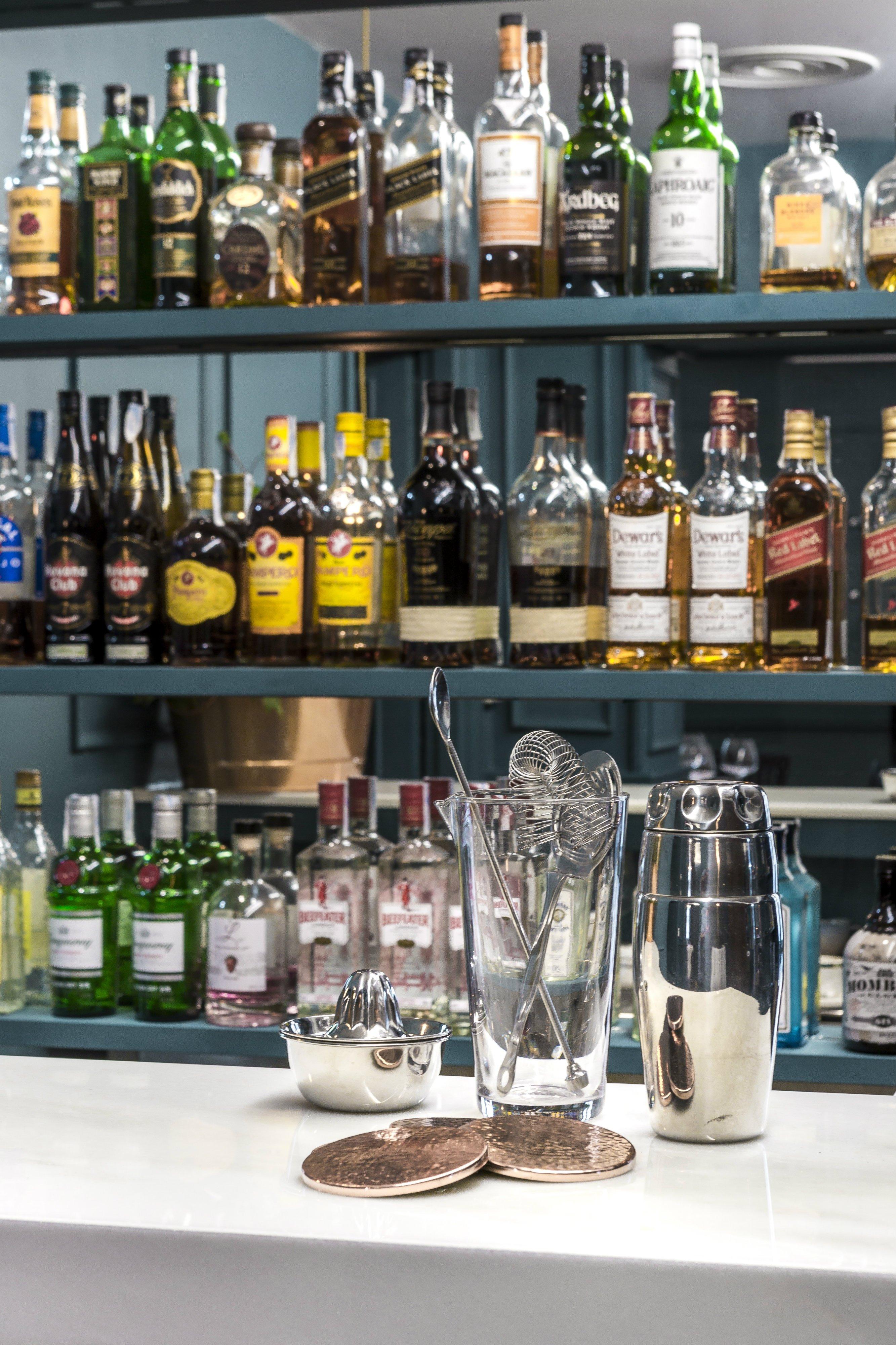 Whisky Premium en Donde Marián