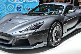 Rimac Concept Two: el coche eléctrico más rápido de la historia