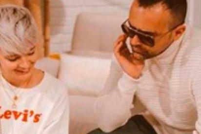 El señor Risto Mejide y la señorita Laura Escanes estrenan casa por 10.000 eurazos al mes