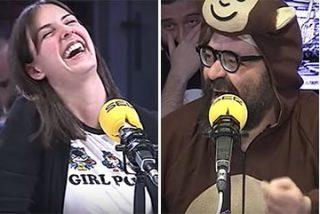 A Rita Maestre le dicen en su cara en la SER que se puede ir a la manifestación feminista a arrimar cebolleta y todo son risas