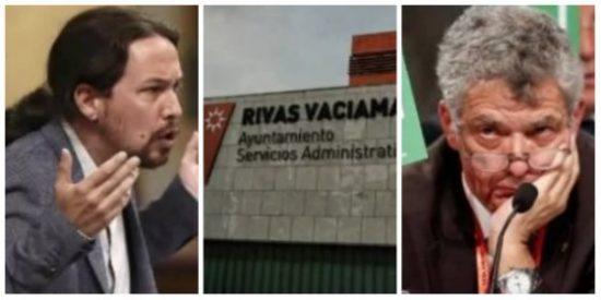 Hola, Pablo: ¿a Unidos Podemos le estalla otra bomba fétida de corrupción en Rivas-Vaciamadrid y tú no pides dimisiones?