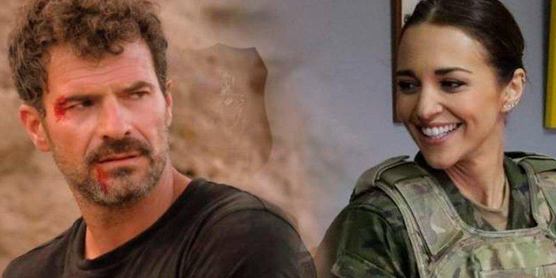 'Los Nuestros': Rodolfo Sancho interpreta un agente del CNI que acompaña a la sargento Paula Echevarría
