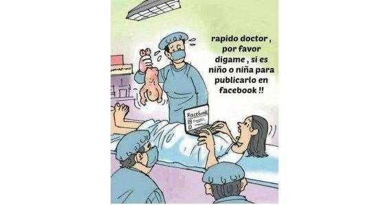 Facebook: paradigma de la estupidez humana