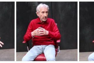 """Brutal repaso de José Sacristán a """"los tontos del culo"""" de Podemos: """"No tienen ni puta idea de lo que fue el franquismo"""""""